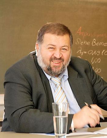 Prof. Dr. Ing. Ömer Bucak