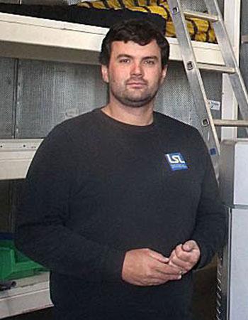 Dipl.-Ing. (FH) Slobodan Rodic,  M.Eng.(SFI/EWE/IWE)